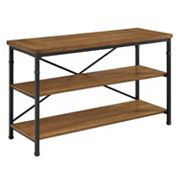 Linon Austin Industrial TV Stand