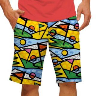 Men's Loudmouth Golf Trip Shorts