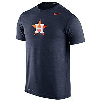 Men's Nike Houston Astros Heathered Dri-FIT Tee