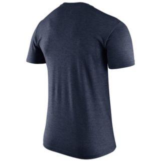 Men's Nike Tampa Bay Rays Heathered Dri-FIT Tee