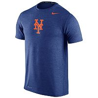 Men's Nike New York Mets Heathered Dri-FIT Tee