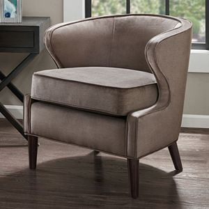 Madison Park Skye Barrel Accent Chair