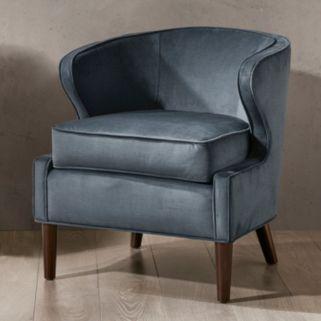 Madison Park Skye Barrel Accent Chair