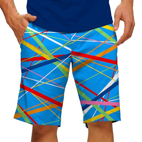 Men's Loudmouth Stix Golf Shorts