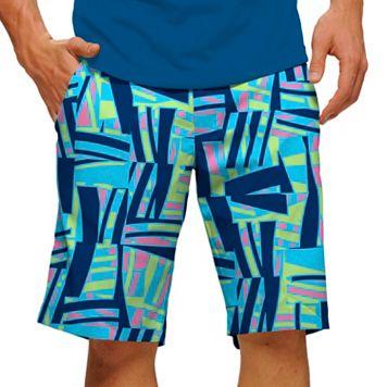Men's Loudmouth Tiki Bar Golf Shorts