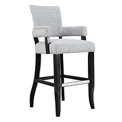 Madison Park Parler Arm Bar Stool
