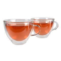Artland Borosilicate 2 pc Teacup Set