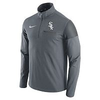 Men's Nike Chicago White Sox Elite Half-Zip Pullover