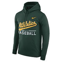 Men's Nike Oakland Athletics Circuit Performance Hoodie