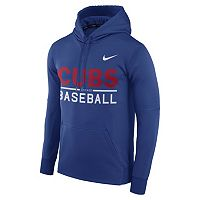 Men's Nike Chicago Cubs Circuit Performance Hoodie