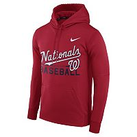 Men's Nike Washington Nationals Circuit Performance Hoodie