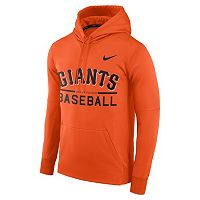Men's Nike San Francisco Giants Circuit Performance Hoodie