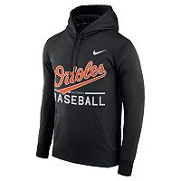 Men's Nike Baltimore Orioles Circuit Performance Hoodie