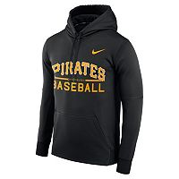Men's Nike Pittsburgh Pirates Circuit Performance Hoodie