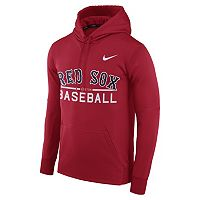 Men's Nike Boston Red Sox Circuit Performance Hoodie
