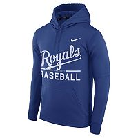 Men's Nike Kansas City Royals Circuit Performance Hoodie
