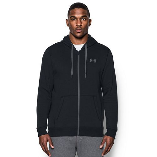 Men's Under Armour Rival Zip-Up Hoodie