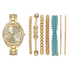 Folio Women's Watch & Bracelet Set