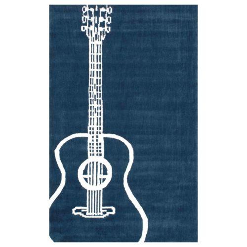 nuLOOM Cine Acoustic Guitar Rug