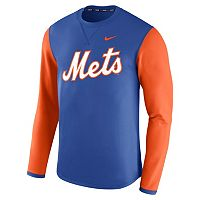 Men's Nike New York Mets Modern Waffle Fleece Sweatshirt