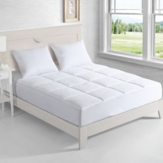 Lotus Home 400 Thread Count Mattress Pad