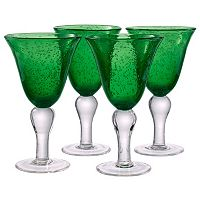 Artland Iris 4-pc. Goblet Glass Set