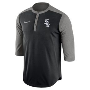 Men's Nike Chicago White Sox Dri-FIT Henley