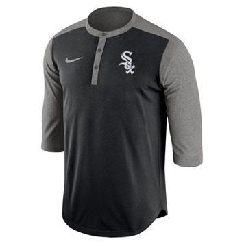 Men's Nike Chicago White Sox Dri-FIT Henley