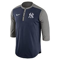 Men's Nike New York Yankees Dri-FIT Henley