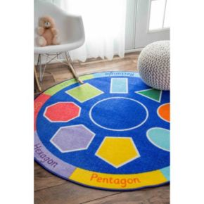 nuLOOM Giza Geometric Shapes Rug