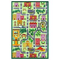 nuLOOM Giza City Neighborhood Rug