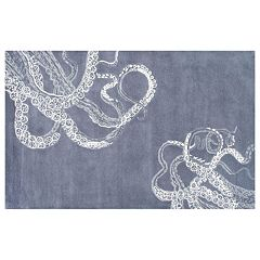 nuLOOM Kyoto Octopus Tail Wool Blend Rug