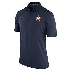 Men's Nike Houston Astros Heathered Dri-FIT Polo