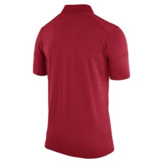 Men's Nike St. Louis Cardinals Heathered Dri-FIT Polo