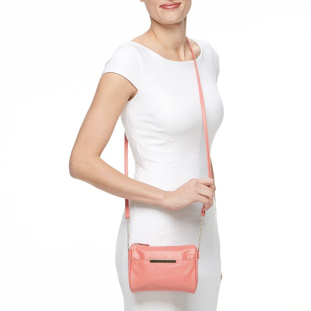 Apt. 9® Olivia SafeKeeper RFID-Blocking Crossbody Bag