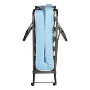 Linon Lyford Roll-Away Folding Twin Bed
