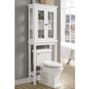 Linon Scarsdale Space Saver Storage Cabinet