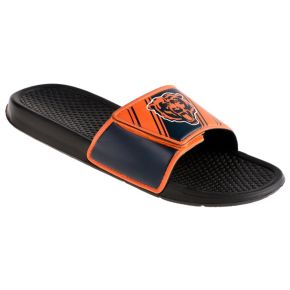 Youth Chicago Bears Legacy Sport Slide Sandals