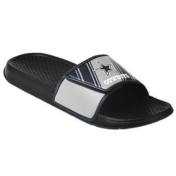 Youth Dallas Cowboys Legacy Sport Slide Sandals