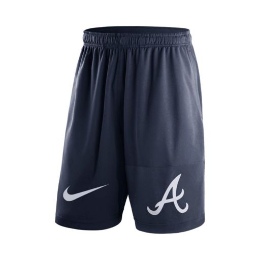 Men's Nike Atlanta Braves Fly Dri-FIT Shorts