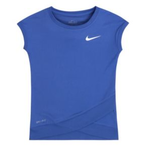 Toddler Girl Nike Dri-FIT Sport Essentials Crossover Tunic