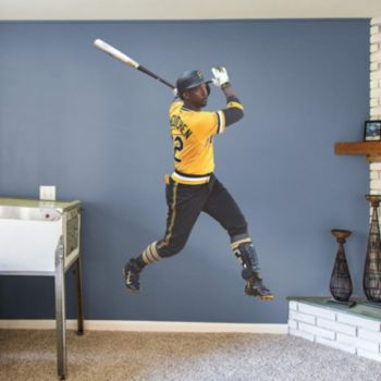 Pittsburgh Pirates Andrew McCutchen Throwback Wall Decal by Fathead