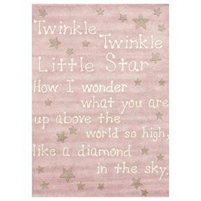 nuLOOM Nora ''Twinkle, Twinkle'' Wool Rug