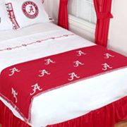 Sports Coverage Alabama Crimson Tide Bed Runner