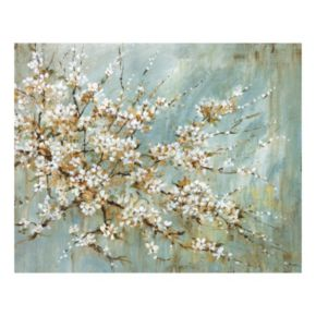 Blossom Melody Canvas Wall Art
