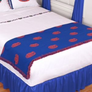 Sports Coverage Florida Gators Bed Runner