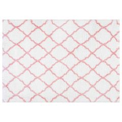 nuLOOM Airy Shag Nelda Lattice Rug