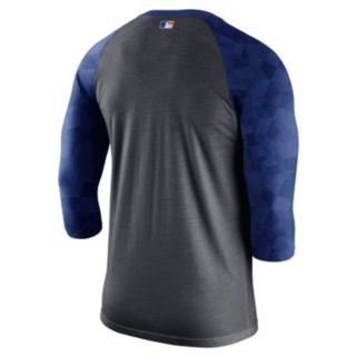 Men's Nike New York Mets AC Dri-FIT Raglan Tee