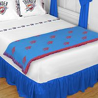Sports Coverage Oklahoma City Thunder Bed Runner