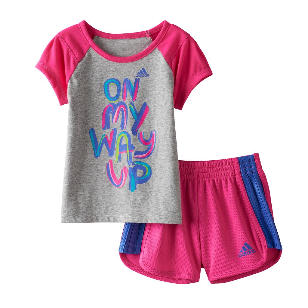 Toddler Girl adidas